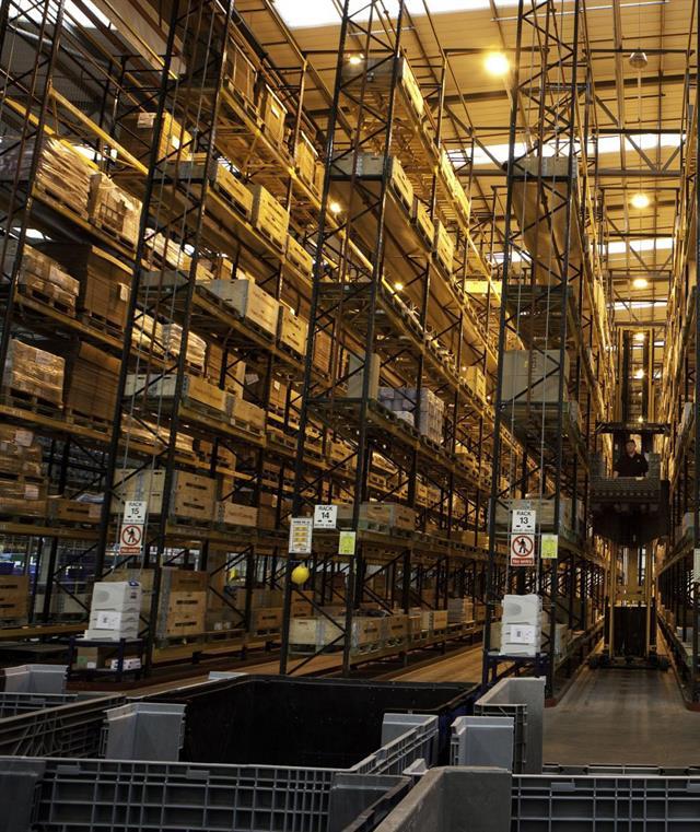 RS Nuneaton Warehouse