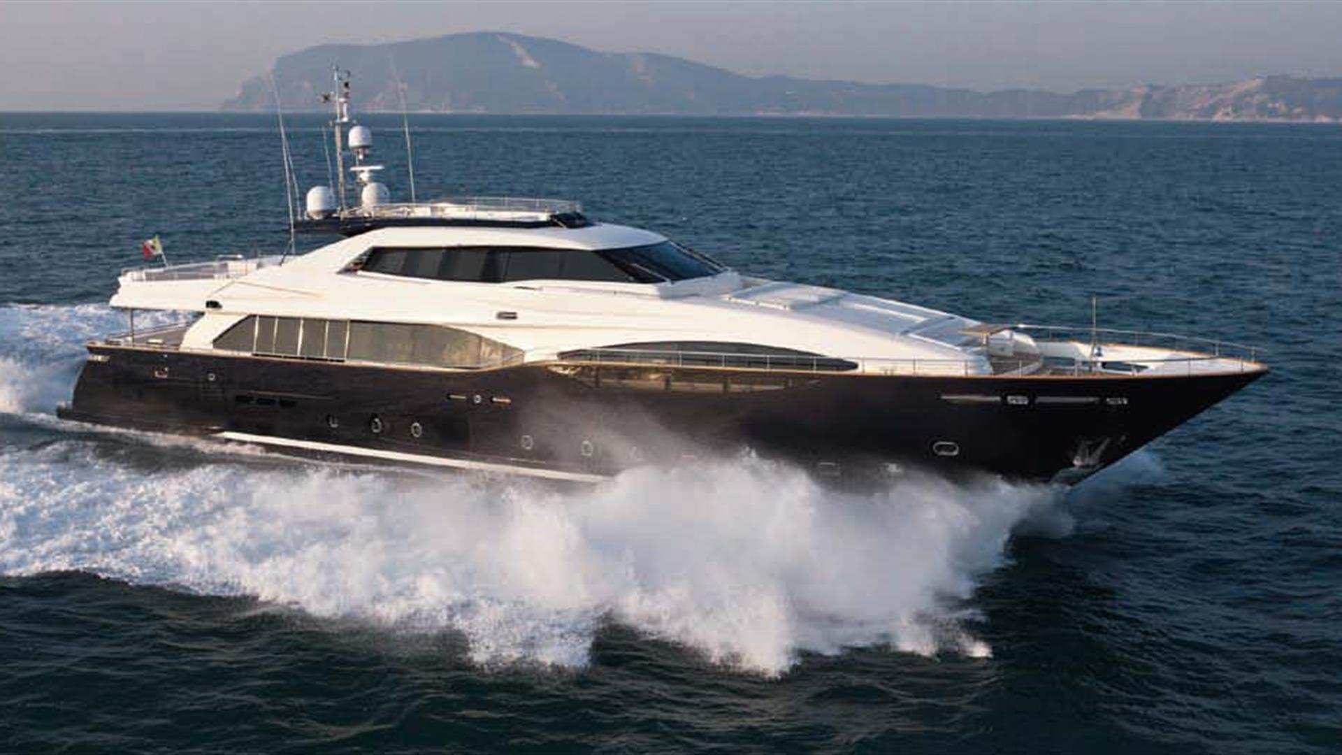 2011 Case History FERRETTI GROUP